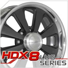 budnik wheels hdx 8 lug series