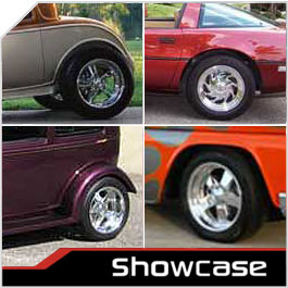 budnik wheel showcase