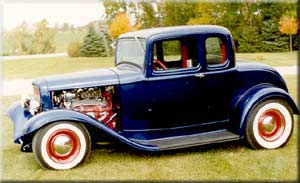 1932 ford 5 window coupe not for sale
