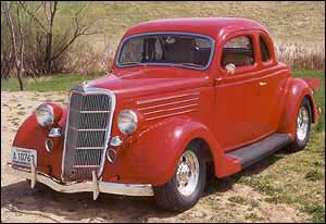 Classic Cars For Sale Mn >> 1935 Ford Coupe - Hot Rod Showcase - Custom Street Rod ...