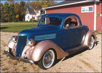 1936 ford 3 window coupe custom hot rod showcase for 1936 ford 3 window coupe project for sale